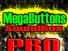 A Button Mega Sounds Box Pro - The Best Sound Buttons App 2.1 Screenshot