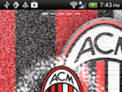 A C Milan Live Wallpaper 1.0 Screenshot