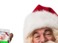A Call from Santa Claus Wish Catch FREE 2.0 Screenshot