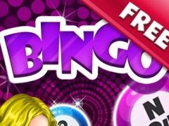 A Candy Bingo Mania - play big fish dab in pop party-land free 1.0 Screenshot