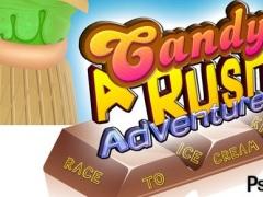 A Candy Rush Adventure Pro: Race to Ice Cream Kingdom 1.0 Screenshot