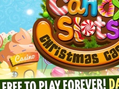 A Candy Slots Christmas Casino : Fun Holiday Slot-Machine with Bonus Games for Free 1.0 Screenshot