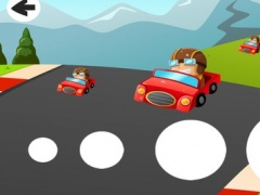 A Cars and Vehicles Learning Game for Pre-School Children 1.0 Screenshot