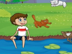 A Cat Learning Game for Children: Learn and play for nursery school 1.0 Screenshot