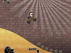 A Celeb Bike Race Downhill Multiplayer 1.1 Screenshot