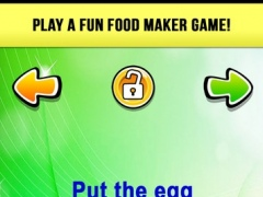 A Chinese Food Maker & Cooking Game - fortune cookie making game! 1.2 Screenshot