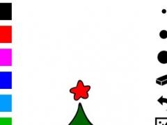 A Christmas Coloring Book 1.0 Screenshot