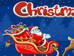 A Christmas Holiday Slot-Machine - Santa's Lucky Slots 1.0 Screenshot