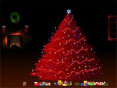A Christmas Tree Screensaver 4.0 Screenshot