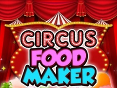 A Circus Food Maker - Free Ice Cream, Candy, Snow Cone Carnival 1.0 Screenshot