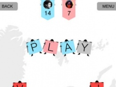 A Clash of Letters - Word Game Free 1.01 Screenshot