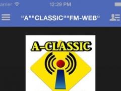 """A""""CLASSIC""""FM-WEB"" 3.6.0 Screenshot"