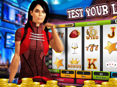A Classic Slots Machine Deluxe 1.0 Screenshot
