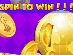 A Coin Dozer Slot Machine Casino: Las Vegas World Tour Journey of Gold Riches 1.1 Screenshot
