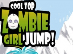 A Cool Top Zombie Girl Jump Free : Crazy Race-ing Action Adventure Games 1.0 Screenshot
