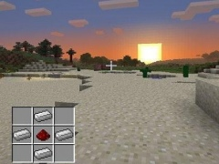 A Crafting Guide for Minecraft 1.0 Screenshot