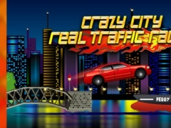 A Crazy City Racing Real Sports Car Traffic Racer Game 1.0 Screenshot