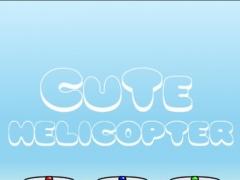A Cute Helicopter Super Fun Flying Adventure 1.1 Screenshot