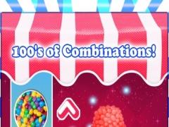 A Delicious Creamy Candy Pop Salon - Amusing HD Holiday Goody Inventor 1.0 Screenshot