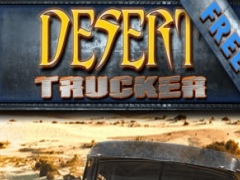 A Desert Trucker - Real Lorry And Truck Driver Offroad Chase Racing Games 3D FREE 1.0 Screenshot