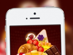 A Dessert Connecting Puzzle - Cookie Match Line Game 1.0 Screenshot