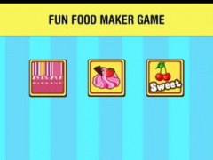 A Dessert Cupcake Maker Food Cooking - baby cup cake making & lunch candy make games for kids 1.1 Screenshot