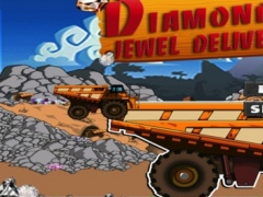 A Diamond Mine Jewel Delivery Truck Blitz Game - Free Version 1.0 Screenshot