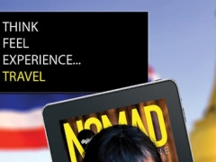 A Digital Nomad - Free Travel Magazine with Worldwide Adventures Photography and Destination Guides 7.7.1 Screenshot
