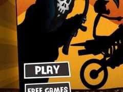 A Dirt Bike Death Race - Pro 1.0 Screenshot