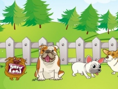 A Dog Learning Game for Children: Learn and play for nursery school 1.0 Screenshot