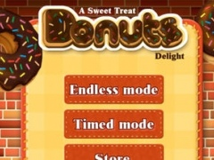 A Donuts Factory Sweet Jam Clicker Bake! 1.0 Screenshot