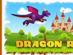 A Dragon Run - A Race to the Magic Castle Game 1.0 Screenshot