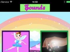 A Fairy Princess Game for Kids -- Sound Match Puzzle Fun! 1.0 Screenshot