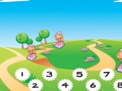 A Fairy Tale Counting Game: Learning to count for children with Fantasy 1.0 Screenshot