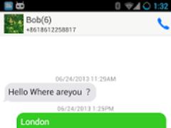 Easy SMS - Emoji Message 3.6.0 Screenshot
