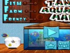 A Fishy Farm Frenzy FREE! - Tanked Aquarium Fish Match Mania 1.0 Screenshot