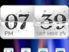 A Flippin Flip Clock  Screenshot