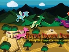 A Flying Dragon Dash: The Fun Temple Story Game Free 1.0.1 Screenshot