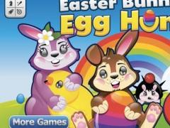 A Free Kids Easter Bunny Egg Hunting Game - Free version 1.0 Screenshot