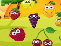 A Fruit Buddies Counting Game for Children: learn to count 1 - 10 1.0 Screenshot