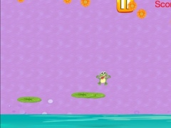 A Fun Frog Jump - Crazy Time Spring Hop Adventure 1.0 Screenshot