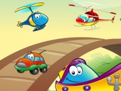 A Game of Cars and Vehicles for Children Age 2-5: Learn for Pre-school & Kindergarten 1.0 Screenshot