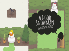 A Good Snowman 1.0.7 Screenshot