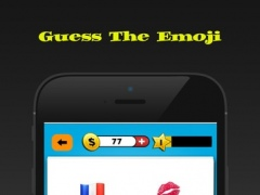 A+ Guess Emoji - Animated Icon Quiz keyboard word puzzle Free 1.0 Screenshot