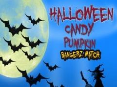 A Halloween Candy Pumpkin Bangerz Match 1.1 Screenshot