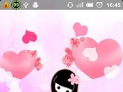A Heart To Ponder LWP & Locker 24.0.0 Screenshot