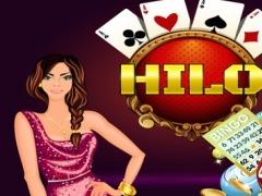 A HI-LO Casino Vegas Cards 1.0 Screenshot