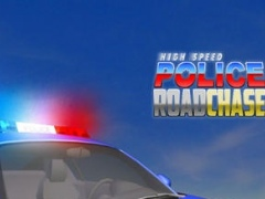 A High Speed Police Road Chase: Fast Racing Game Free 1.0 Screenshot