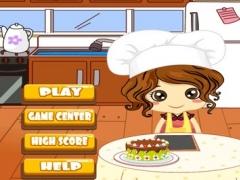 A Holiday Dessert Bakery Cafe FREE - The Christmas Cake Bake-Shop Story 1.1 Screenshot