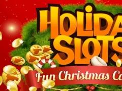 A Holiday Slots Fun Christmas Casino : Play Free For-ever With Daily Slot Machine Bonus 1.0 Screenshot
